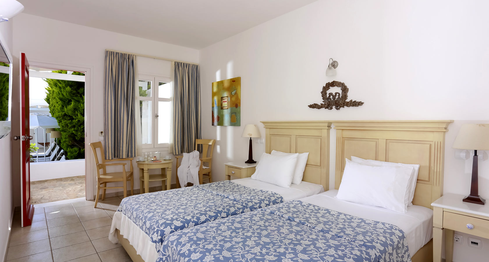 Stelia Mare Hotel in Paros – Double Room