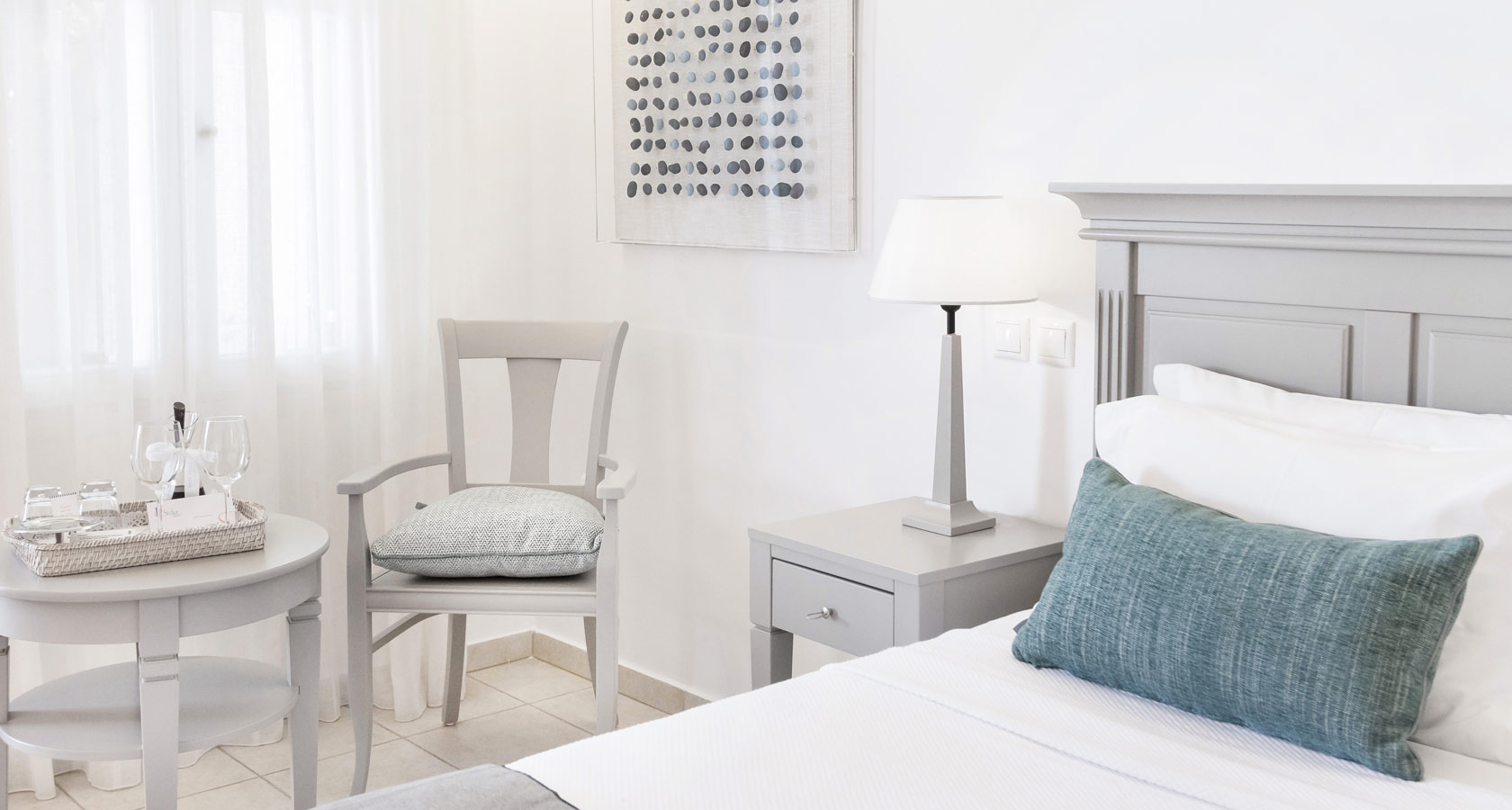 Stelia Mare Hotel in Paros – Two Bedroom Suite