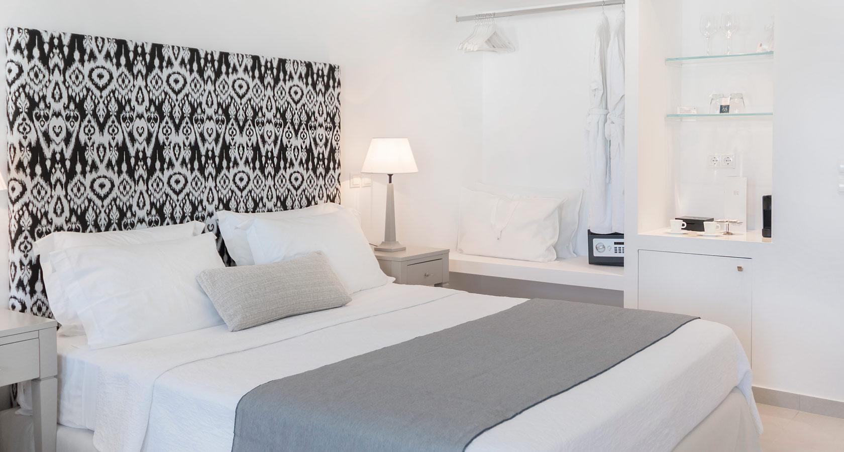 Superior Suites - Stelia Mare Hotel Naoussa Paros