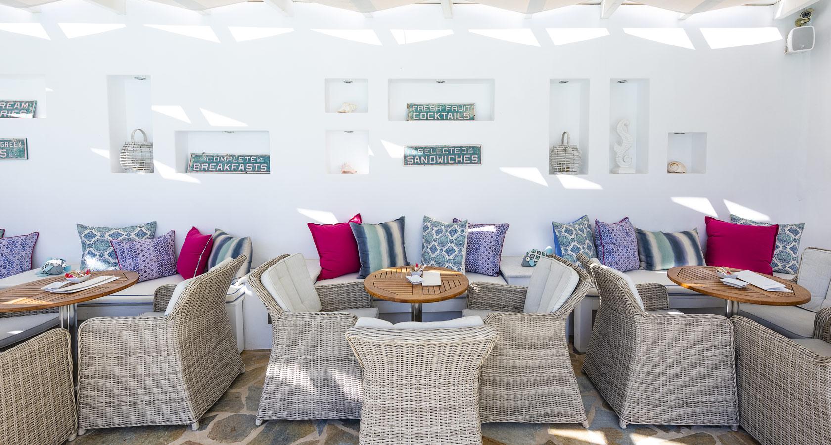 Stelia Mare Hotel Paros – Outdoor Jacuzzi